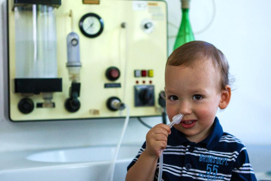 Terme di Telese Politzer Nasale per bambini
